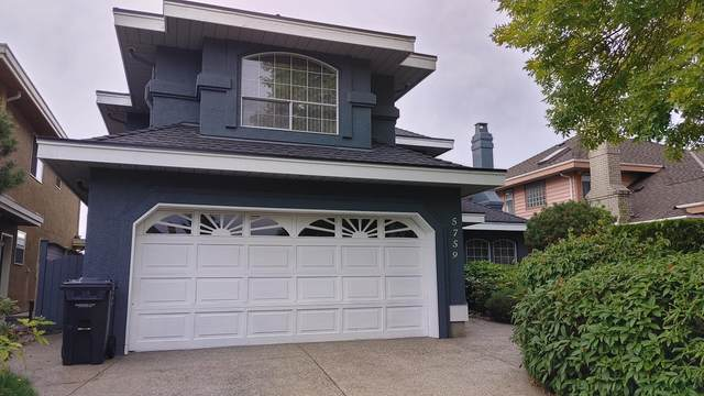 5759 Musgrave Crescent, Richmond, BC V7C 5N6 (#R2628184) :: 604 Home Group