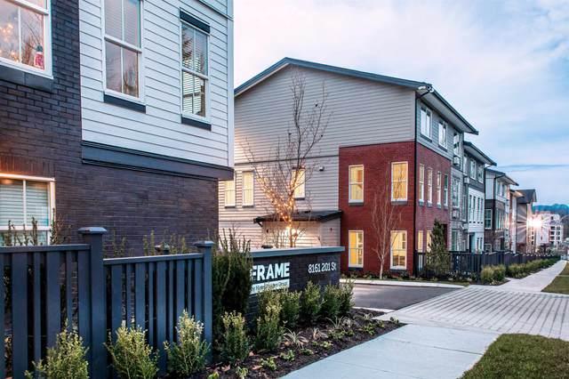 8161 201 Street #43, Langley, BC V2Y 4J1 (#R2628204) :: Keller Williams Elite Realty