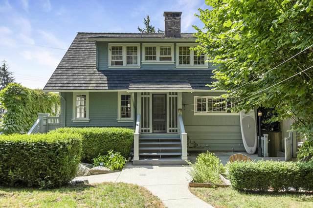3321 Radcliffe Avenue, West Vancouver, BC V7V 1G7 (#R2628235) :: Keller Williams Elite Realty