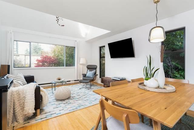 2001 Balsam Street #305, Vancouver, BC V6K 4L6 (#R2628254) :: MC Real Estate Group