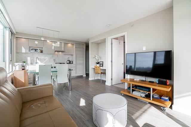 602 Como Lake Avenue #2306, Coquitlam, BC V3J 0G2 (#R2628265) :: MC Real Estate Group