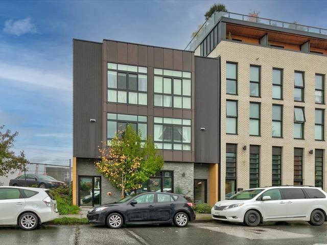1637 E Pender Street #204, Vancouver, BC V5L 1W2 (#R2628303) :: Keller Williams Elite Realty