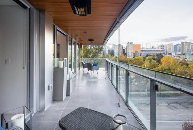 1768 Cook Street #504, Vancouver, BC V5Y 0N3 (#R2628304) :: Keller Williams Elite Realty
