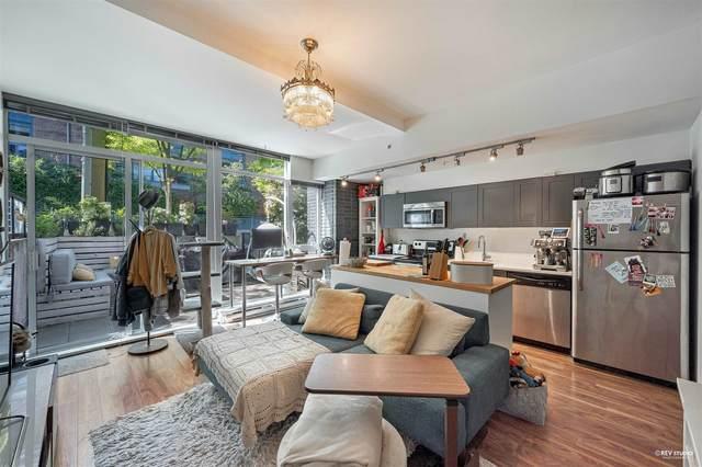 2511 Quebec Street #101, Vancouver, BC V5T 0B6 (#R2628316) :: Keller Williams Elite Realty