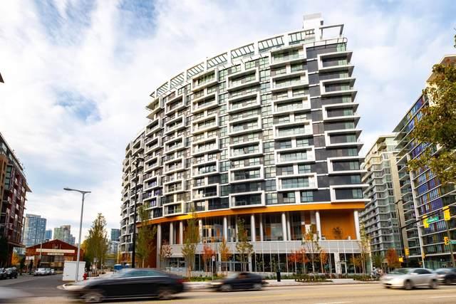 1768 Cook Street #1013, Vancouver, BC V5Y 0N3 (#R2628334) :: Keller Williams Elite Realty