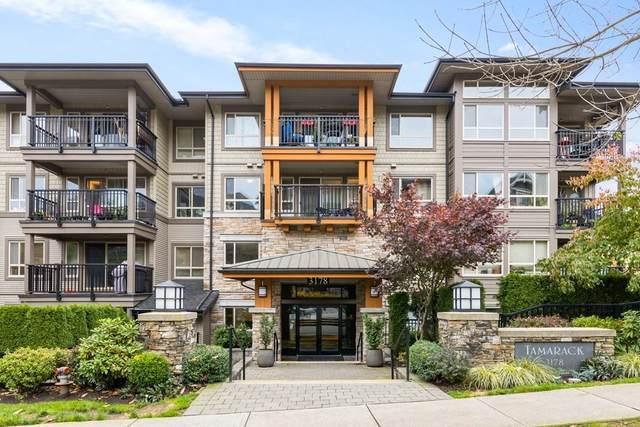3178 Dayanee Springs Boulevard #406, Coquitlam, BC V3E 0B9 (#R2628343) :: MC Real Estate Group