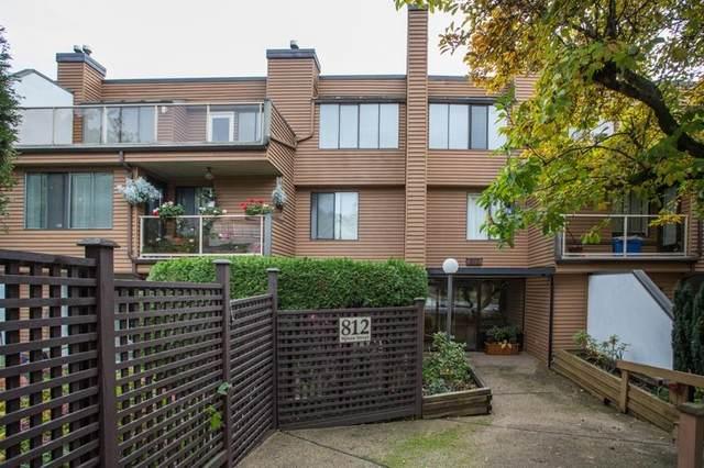812 Milton Street #303, New Westminster, BC V3M 1N2 (#R2628368) :: 604 Home Group