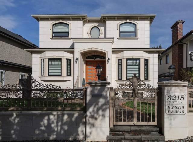 3215 E 50TH Avenue, Vancouver, BC V5S 1P2 (#R2628378) :: 604 Home Group