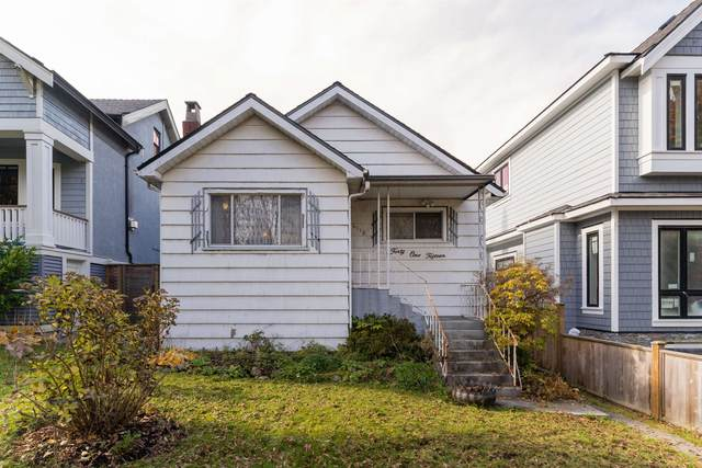 4115 Elgin Street, Vancouver, BC V5V 4R3 (#R2628405) :: 604 Home Group
