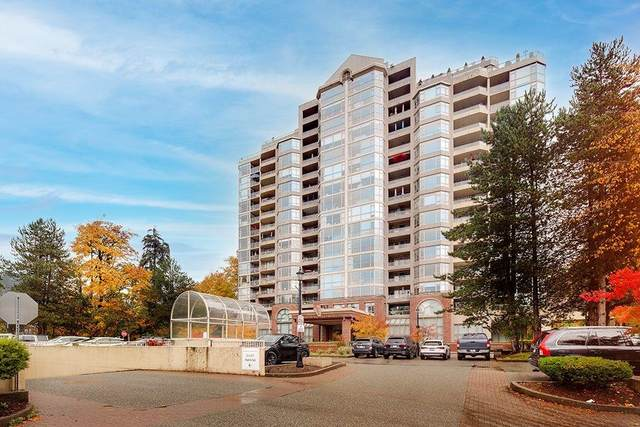 1327 E Keith Road #707, North Vancouver, BC V7J 3T5 (#R2628407) :: 604 Home Group