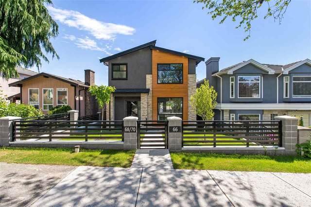 66 E 62ND Avenue, Vancouver, BC V5X 2E6 (#R2628441) :: 604 Home Group