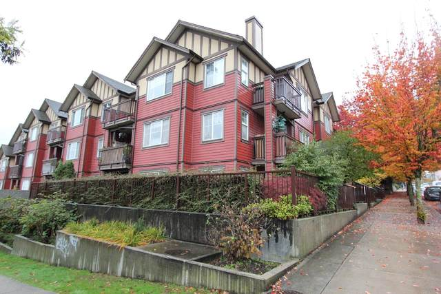 1205 Fifth Avenue Ph4, New Westminster, BC V3M 1Y9 (#R2628449) :: 604 Home Group