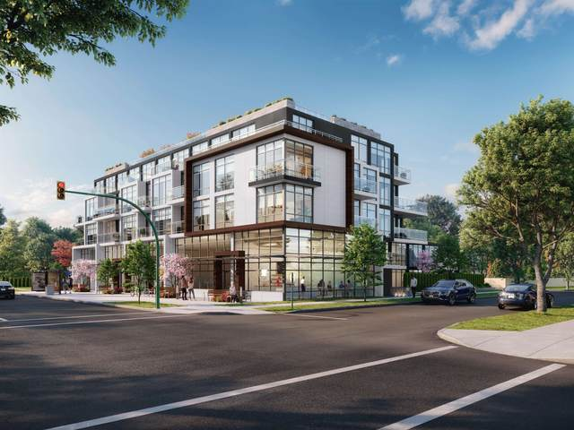105 W 49TH Avenue #503, Vancouver, BC V5Y 2Z7 (#R2628504) :: 604 Home Group