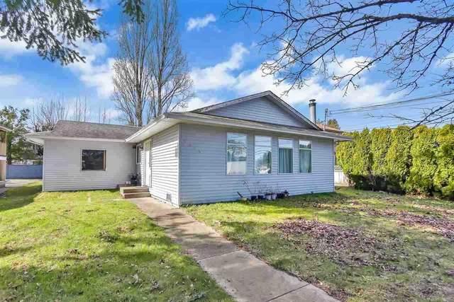 9493 156 Street, Surrey, BC V3R 5Z1 (#R2628518) :: 604 Home Group
