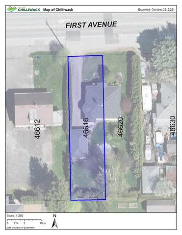 46616 First Avenue, Chilliwack, BC V2P 1X3 (#R2628524) :: 604 Home Group
