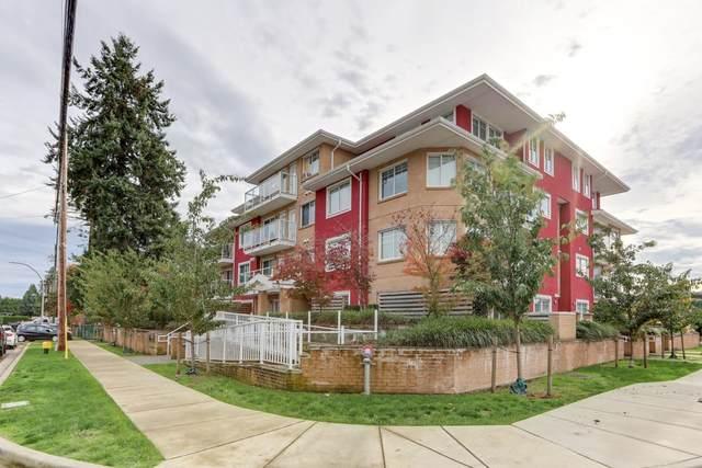 1990 Westminster Avenue #205, Port Coquitlam, BC V3B 1E8 (#R2628571) :: MC Real Estate Group