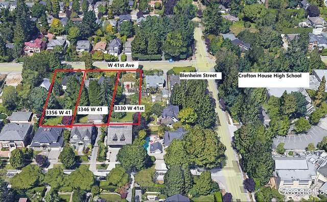 3330 W 41ST Avenue, Vancouver, BC V6N 3E4 (#R2628577) :: MC Real Estate Group