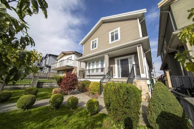 3359 Wellington Avenue, Vancouver, BC V5R 4Y3 (#R2628584) :: MC Real Estate Group
