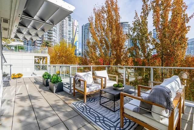 633 Kinghorne Mews #507, Vancouver, BC V6Z 3H3 (#R2628585) :: MC Real Estate Group