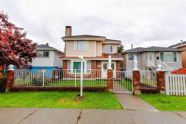 4216 Skeena Street, Vancouver, BC V5R 2L5 (#R2628608) :: MC Real Estate Group