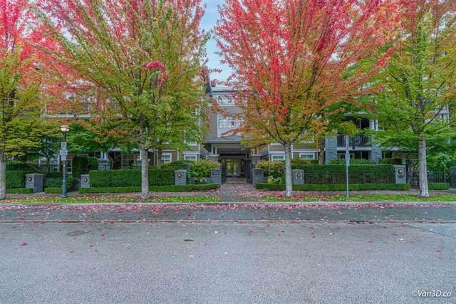 6279 Eagles Drive #210, Vancouver, BC V6T 2K7 (#R2628609) :: MC Real Estate Group