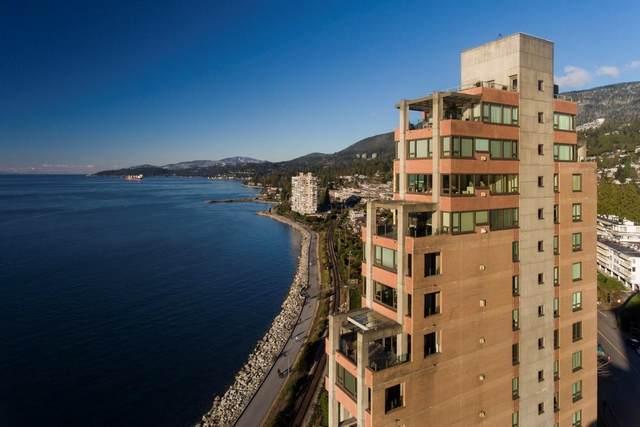2250 Bellevue Avenue #11, West Vancouver, BC V7V 1C6 (#R2628625) :: 604 Home Group