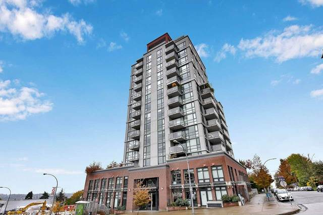 258 Sixth Street #1401, New Westminster, BC V3L 0G6 (#R2628653) :: 604 Home Group