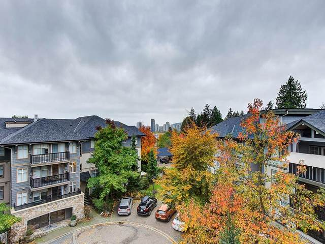 2988 Silver Springs Boulevard #516, Coquitlam, BC V3E 3R6 (#R2628694) :: 604 Home Group