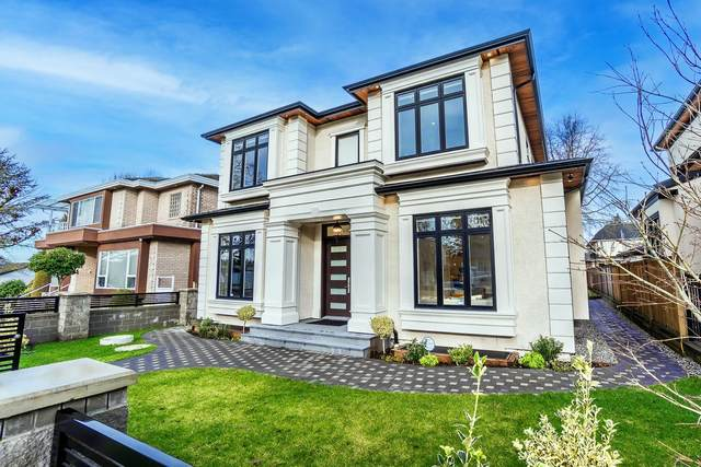 2181 W 22ND Avenue, Vancouver, BC V6L 1L4 (#R2628696) :: 604 Home Group