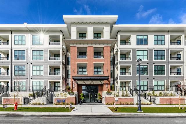 9551 Alexandra Road #225, Richmond, BC V6X 0S6 (#R2628700) :: 604 Home Group