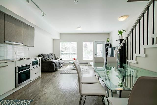 809 Fourth Avenue #107, New Westminster, BC V3M 0K1 (#R2628712) :: 604 Home Group