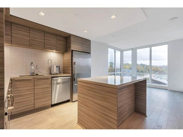 1550 Fern Street #1003, North Vancouver, BC V7J 0A9 (#R2628718) :: 604 Home Group