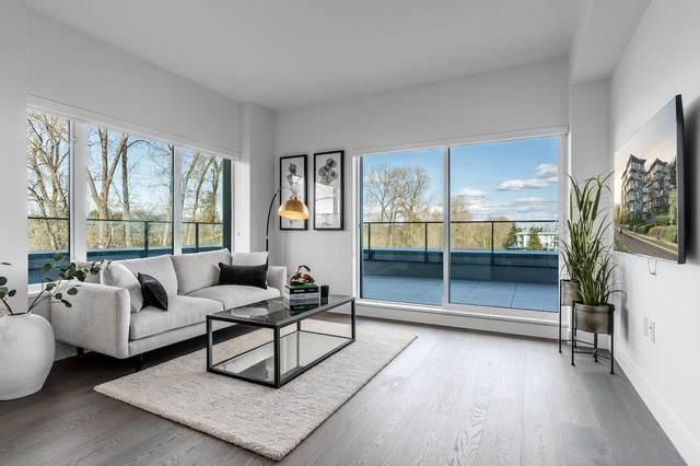 488 W 58TH Avenue #302, Vancouver, BC V5X 1V5 (#R2628738) :: 604 Home Group