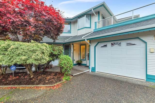 7500 Columbia Street #405, Mission, BC V2V 4C1 (#R2628768) :: 604 Home Group