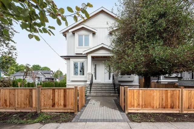 4106 Prince Albert Street, Vancouver, BC V5V 4J4 (#R2628864) :: 604 Home Group