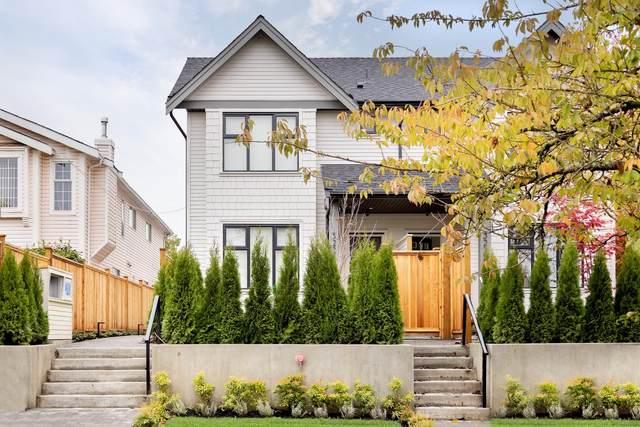 3225 St. Catherines Street, Vancouver, BC V5V 4K6 (#R2628869) :: 604 Home Group
