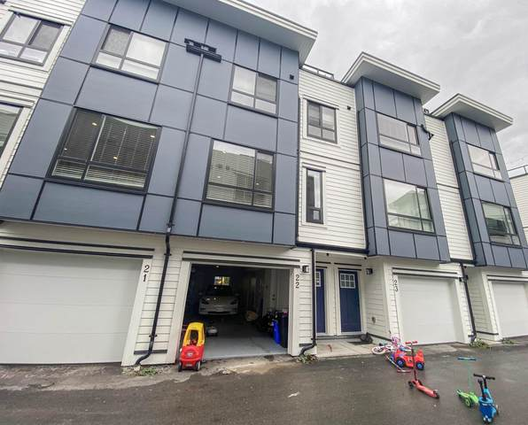 5476 Brydon Crescent #22, Langley, BC V4A 4A3 (#R2628929) :: 604 Home Group