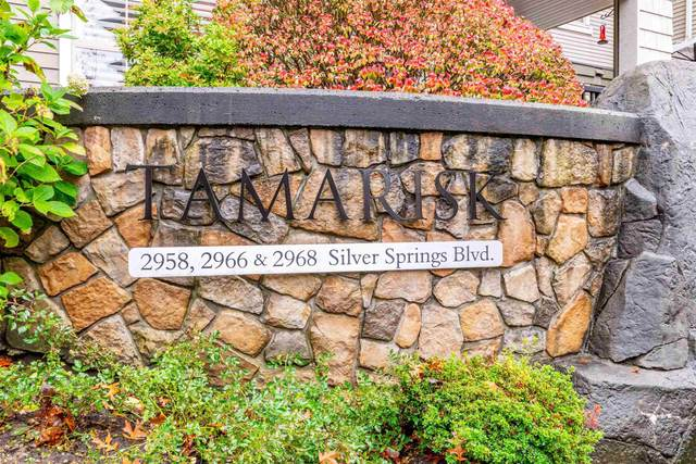 2966 Silver Springs Boulevard #201, Coquitlam, BC V3E 3S1 (#R2628936) :: 604 Home Group