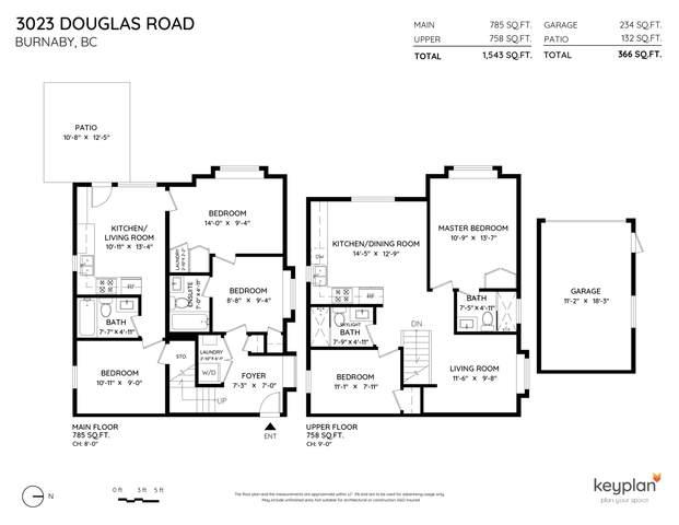 3023 Douglas Road, Burnaby, BC V7B 1G3 (#R2629043) :: Macdonald Realty