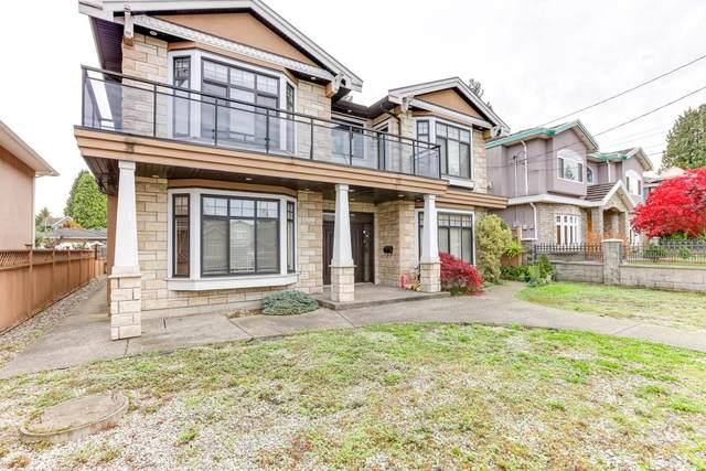 8452 16TH Avenue, Burnaby, BC V3N 1S3 (#R2629052) :: 604 Home Group
