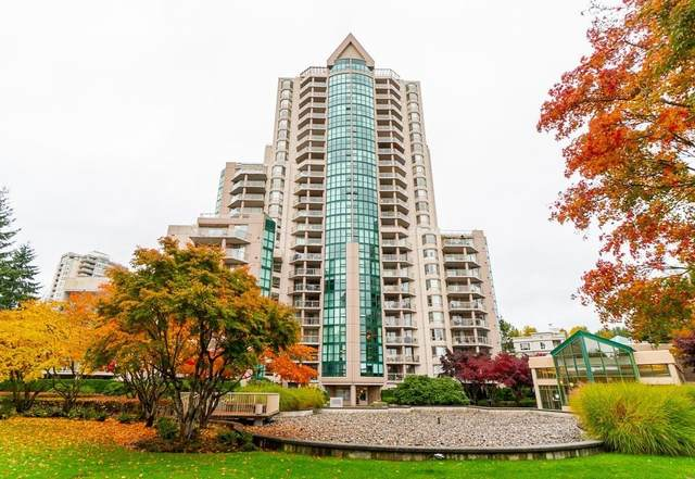 1199 Eastwood Street #1503, Coquitlam, BC V3B 7W7 (#R2629053) :: 604 Home Group