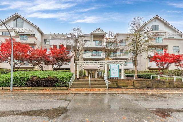 20268 54 Avenue #303, Langley, BC V3A 8R9 (#R2629163) :: 604 Home Group