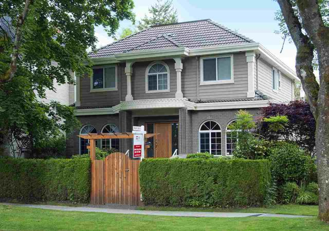 6006 Elm Street, Vancouver, BC V6N 1A9 (#R2179005) :: Re/Max Select Realty