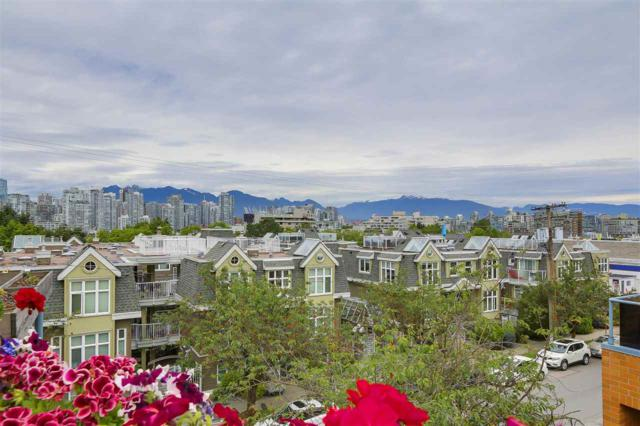 730 W 7TH Avenue #4, Vancouver, BC V5Z 1B8 (#R2179859) :: Re/Max Select Realty