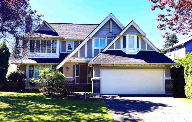 2646 W 35TH Avenue, Vancouver, BC V6N 2L8 (#R2180397) :: Re/Max Select Realty