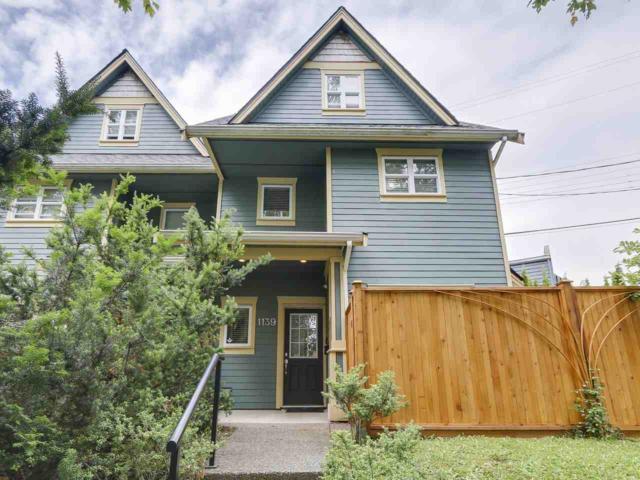 1139 E 21ST Avenue, Vancouver, BC V5V 1S9 (#R2180419) :: Re/Max Select Realty