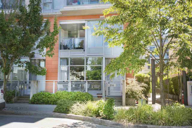 316 W 1ST Avenue, Vancouver, BC V5Y 3T7 (#R2180629) :: Re/Max Select Realty