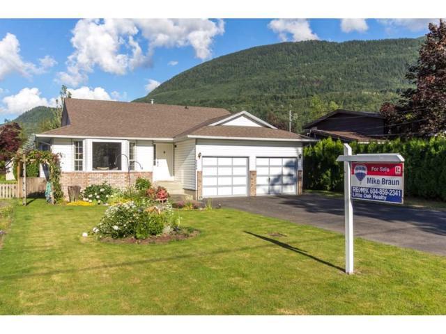4500 Poplar Road, Yarrow, BC V2R 5C8 (#R2180889) :: HomeLife Glenayre Realty