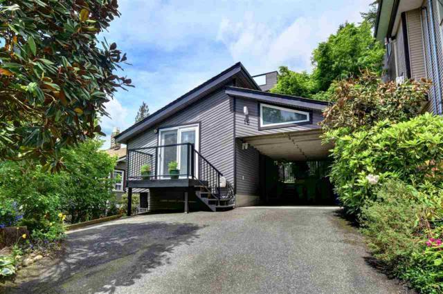 16 Mercier Road, Port Moody, BC V3H 2Z5 (#R2181007) :: Vallee Real Estate Group