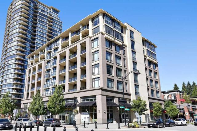 121 Brew Street #706, Port Moody, BC V3H 0E2 (#R2181021) :: Vallee Real Estate Group